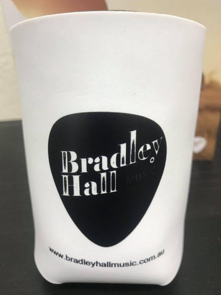 Bradley Hall Music Stubby Holder